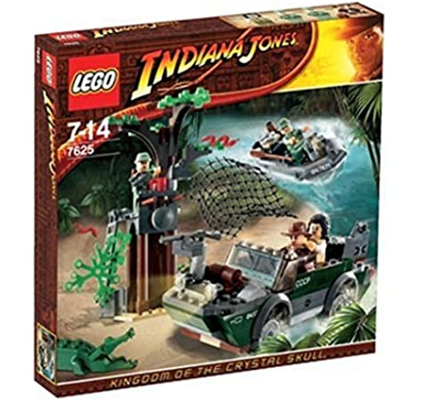 LEGO Indiana Jones 7625: Amazon.es: Juguetes y juegos