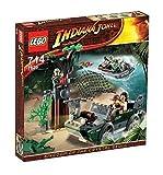 Lego Indiana Jones River Chase 7625