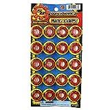 super bang cap gun - 8 Shot Plastic Ring Capsules Super Bang Caps 2 Sheets of 320 Shots (640 Shots Total)