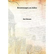 Erinnerungen an Indien 1904 [Hardcover]