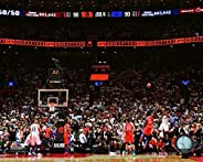 Toronto Raptors Kawhi Leonard Game 7 Buzzer Beater Shot Unsigned Picture 8x10