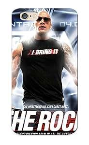 Defender Case For Iphone 6, Wwe Wrestlemania Wrestling Wrestle Poster Posters Pattern, Nice Case For Lover's Gift