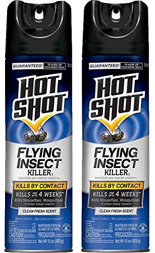 Hot Shot Flying Killer3 Aerosol
