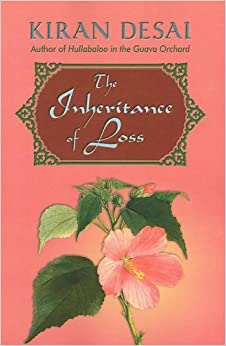The Inheritance of Loss (Wheeler Softcover)