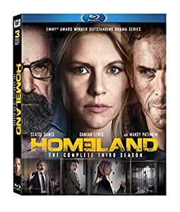 Homeland: Season 3 [Blu-ray]