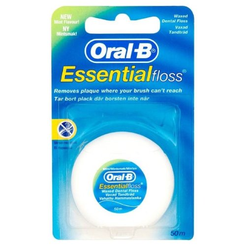 Price comparison product image Oral-B Essential Mint Floss 50M