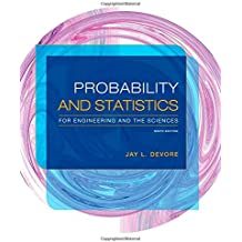 Probability and Statistics for Engineering and the Sciences