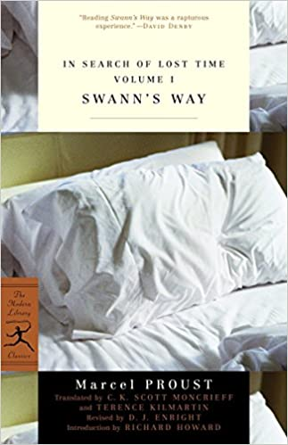 Swann's Way from Modern Library