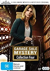 Jennifer Shannon has a gift for finding rare treasures hidden in garage sales that she can resell at her consignment store, Rags to Riches. But her keen eye for finding valuables also gets her involved in the criminal investigations that happ...
