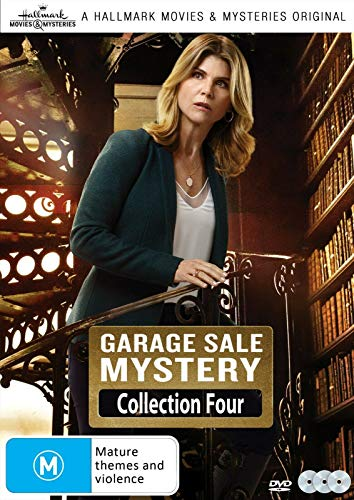 Garage Sale Mystery - 3 Film Collection Four (The Pandora's Box Murders/The Mask Murder/Picture Of Murder) ()