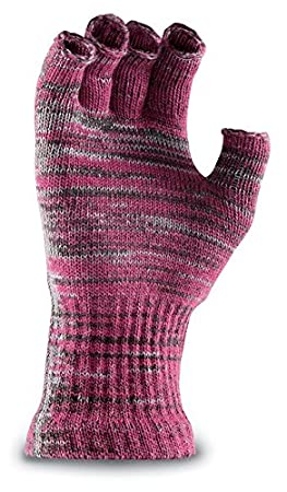 Fox River New American Merino Ragg Wool Fingerless Gloves, Fuchsia, One Size 9461 OS 02595 FUCHSIA