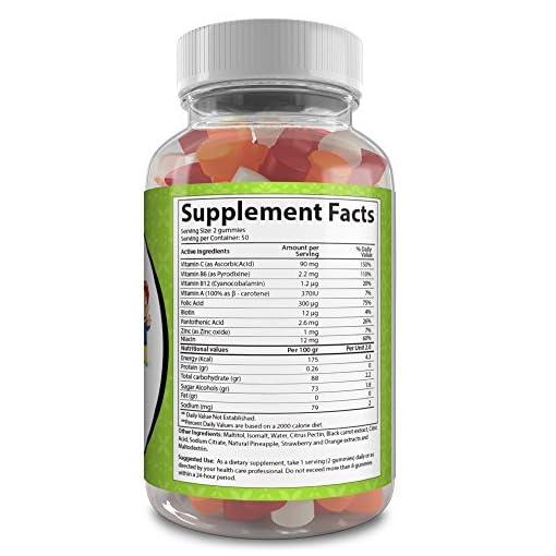All-Natural-Kids-Multivitamin-Gummy-Delicious-Tropical-Fruit-Flavor-Kids-Gummies-Vegan-Kosher-Gluten-Free-Sugar-Free-Gelatin-Free-Multi-Vitamin-Gummy-100-count-50-day-supply