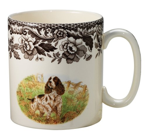 Springer Spaniel Gifts (Spode Woodland Hunting Dogs English Springer Spaniel Mug)