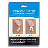 EAR-LOBE EXPERT Supply Invisible Earring Support Patches