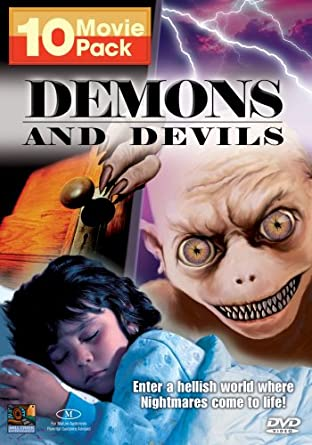 Amazon com: Demons and Devils 10 Movie Pack: Cameron Mitchell
