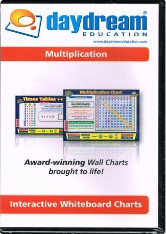 Amazon.com: MULTIPLICATION & TIMES TABLES-INTERACTIVE WHITEBOARD ...
