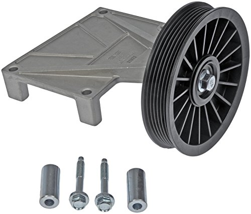 air conditioning bypass pulley - 8
