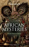 Download AFRICAN MYSTERIES - Action Thriller Series (Illustrated 4 Book Collection): Zoraida, The Great White Queen, The Eye of Istar & The Veiled Man in PDF ePUB Free Online
