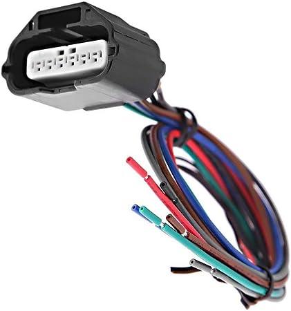 Amazon.com: Mass Air Flow MAF Sensor Connector Plug Repair Wire Harness for  2003-2014 Nissan Infinity Suzuki: AutomotiveAmazon.com