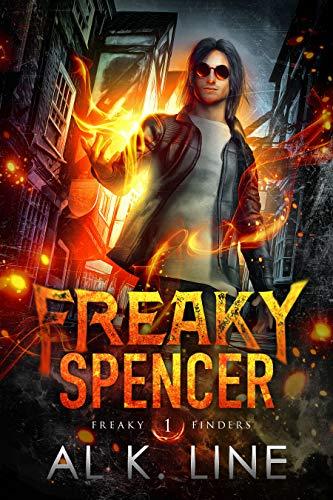 Freaky Spencer (Freaky Finders Book 1) by [Line, Al K.]