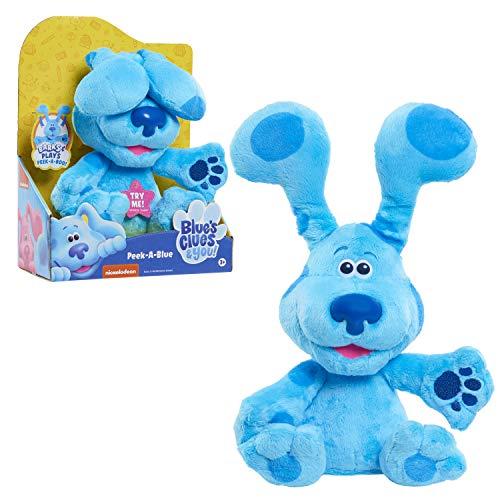 Blue's Clues & You! Peek-A-Blue, 10-inch feature plush