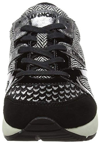 CAFèNOIR Sneakers, Women's Running Shoes Multi-coloured - Mehrfarbig (586 Multi Nero)
