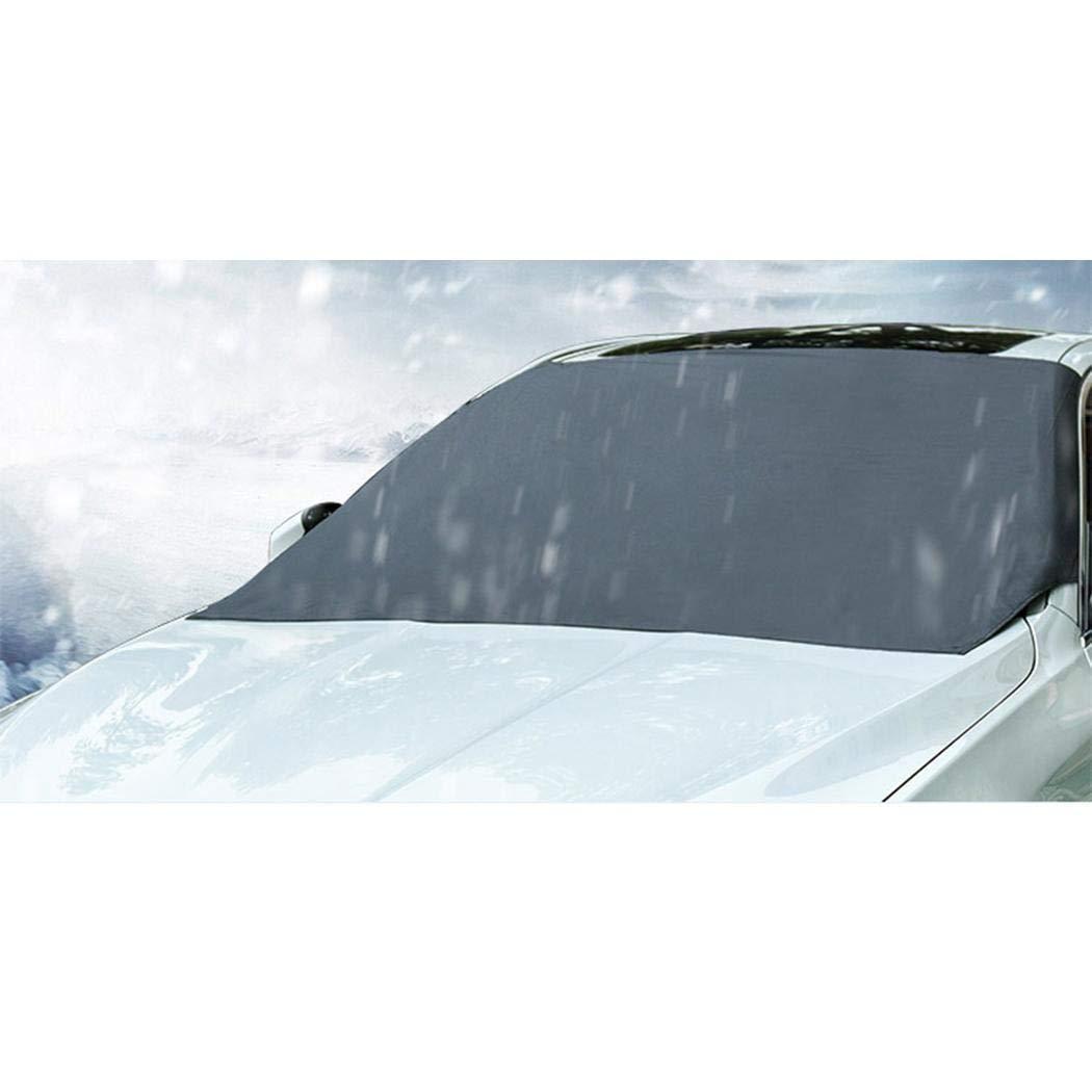 Cadiyo Protezione Parasole per Parasole Antivento per Parabrezza Anteriore Auto Portatile Copriauto