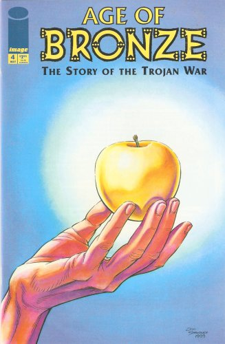 Age of Bronze #4 The Story of the Trojan War May 1999