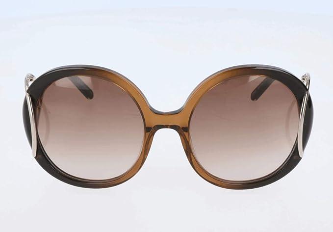 Chloé Sonnenbrille Ce703S Gafas de Sol, Marrón (Braun), 56.0 ...