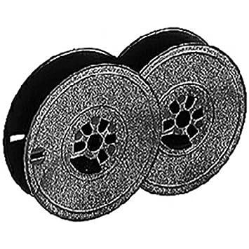 Pelikan Farbband Gruppe 8 D Nylon f/ür Olivetti 8D schwarz//rot 13 mm x 10 m