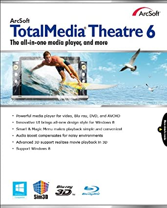 arcsoft totalmedia 3 software free
