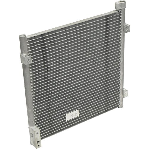UAC CN 4730PFXC A/C Condenser (Air Conditioner Honda Civic 1998 compare prices)