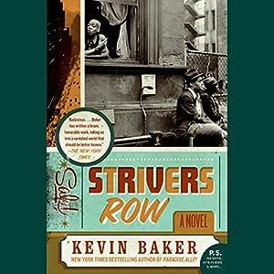 Strivers Row Audiobook