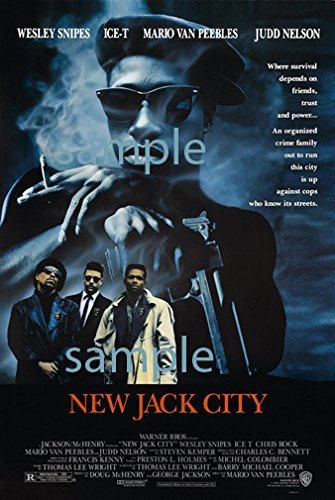 New Jack City Poster 24x36 Fast shipping in tube from the US