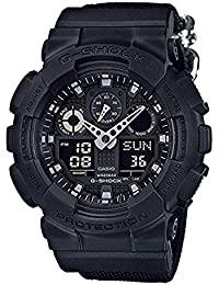 G-shock Ana Digi Black Men's Watch, 200 Meter Water...