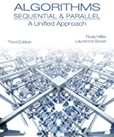 Algorithms Sequential & Parallel, 3rd Edition Front Cover