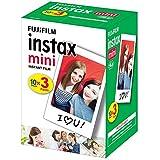 Filme Instax Mini com 30 Fotos, Fujifilm, Filmes