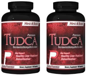 Premium TUDCA - (2 PACK) -
