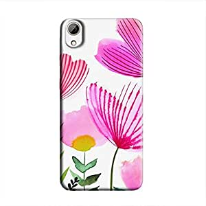 Cover It Up Natural Print Hard Case For HTC Desire 626, Multi Color