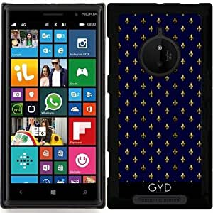 Funda para Nokia Lumia 830 - Lirios by wamdesign