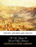 img - for Poetry and Ireland: essays book / textbook / text book