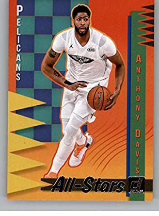 Amazon Com 2018 19 Donruss All Stars Basketball Card 5