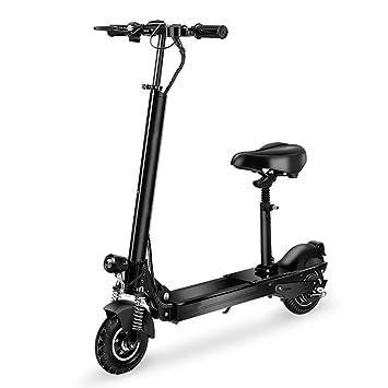 Patinete eléctrico para Adultos - Scooter de 8 Pulgadas con ...