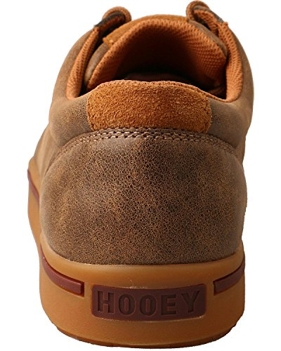 Hooey Brown 5 Shoes Casual Smooth Men's Twisted X D 11 Toe Moc Leather EPYqzWZWn