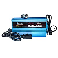 24V 5A Jet Jazzy Power Chair Scooter Heavy Duty Battery Charger - Mighty Max Battery brand product