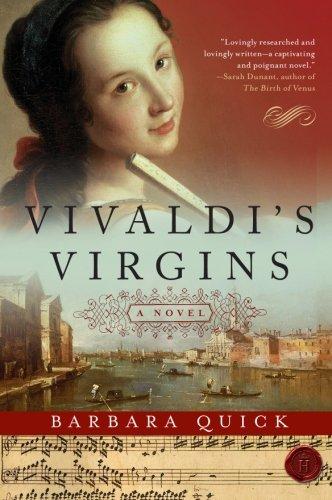 Book cover for Vivaldi's Virgins