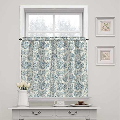 WAVERLY Kitchen Curtains Charmed Life 52