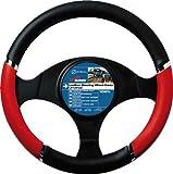 Race Sport - Couvre Volant Rouge/Noir Speed