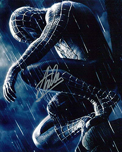 Stan Lee (Spiderman) signed 8x10 photo