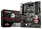 MSI B350 TOMAHAWK PLUS Motherboards